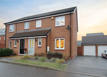 Thumbnail 3 bed semi-detached house for sale in Ferguson Close, Coventry