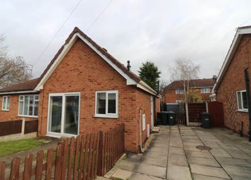 Thumbnail 2 bed semi-detached bungalow for sale in Churchfield Close, Bentley, Doncaster