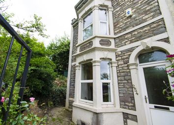 Thumbnail 2 bed end terrace house for sale in Easton Road, Easton, Bristol