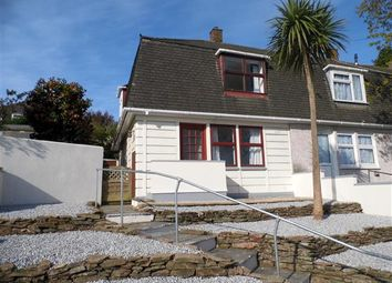 Thumbnail 2 bed end terrace house to rent in Oakfield Road, Falmouth