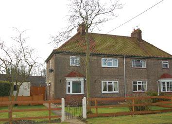 Thumbnail 3 bed semi-detached house to rent in Blyborough Grange, Gainsborough