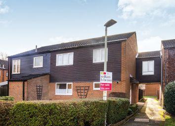 Thumbnail 4 bedroom semi-detached house for sale in Eagle Court, Hertford