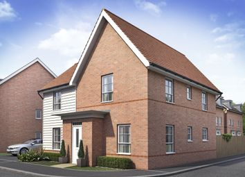 "Thumbnail 4 bed detached house for sale in ""Lincoln"" at London Road, Allington, Maidstone"