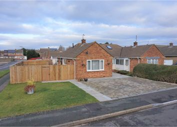 Thumbnail 3 bed semi-detached bungalow for sale in Firth Close - Greenmeadow, Swindon