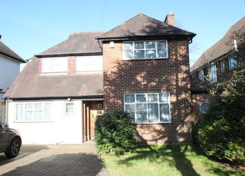 Thumbnail 4 bed detached house for sale in Windsor Drive, Orpington, Kent