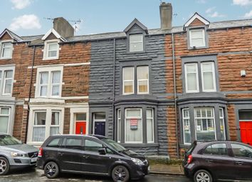 Thumbnail 4 bed terraced house for sale in 107 Harrington Road, Workington, Cumbria