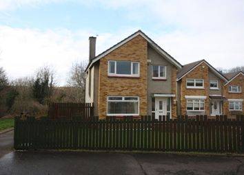 Thumbnail 3 bedroom detached house for sale in Dalcraig Crescent, Blantyre, Glasgow