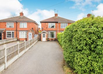Thumbnail 3 bed semi-detached house for sale in Station Road, Mickleover, Derby