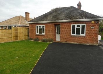 Thumbnail 3 bedroom bungalow to rent in Soake Road, Denmead, Waterlooville