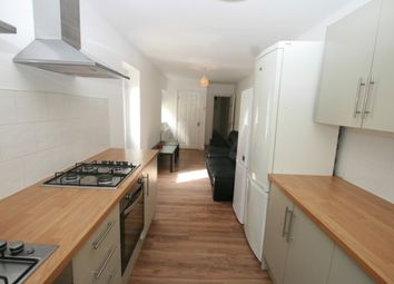 Thumbnail 6 bed terraced house to rent in Baileys Road, Southsea