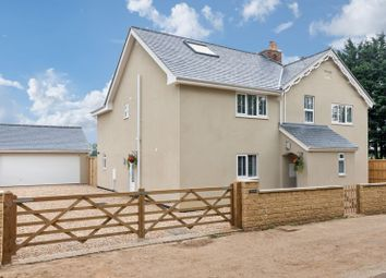 Thumbnail 5 bed detached house for sale in Meadow Cottage, Nightingale Lane, South Marston
