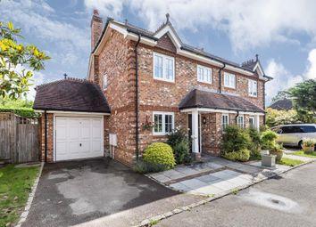 Thumbnail Semi-detached house for sale in Rosevale Drive, Hurst, Reading