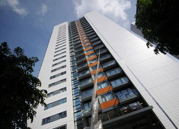 Thumbnail 2 bed flat for sale in Blackwall Way, Canary Wharf
