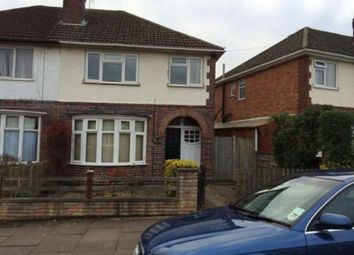 Thumbnail 3 bed semi-detached house to rent in Bonnington Road, Knighton, Leicester