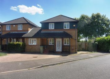 Thumbnail 3 bedroom detached house to rent in Badgers Oak, Kents Hill, Milton Keynes