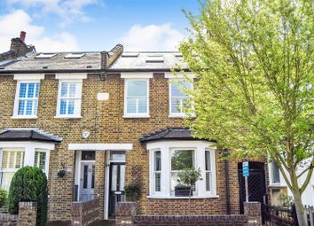 Thumbnail 4 bed terraced house for sale in Effra Road, London