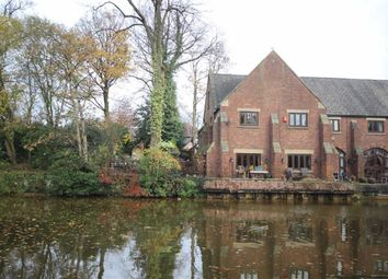 Thumbnail 2 bedroom mews house for sale in Dukes Wharf, Worsley, Manchester