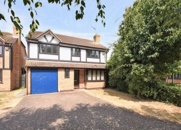 Thumbnail 4 bedroom detached house to rent in Ravencroft, Bicester