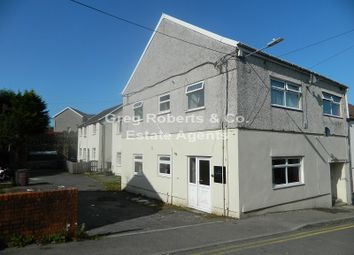 Thumbnail 1 bed flat for sale in Market Street, Tredegar, Blaenau Gwent.