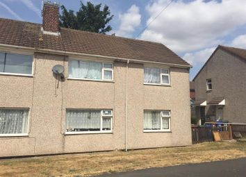 Thumbnail 1 bed flat for sale in Manor Crescent, Burton-On-Trent