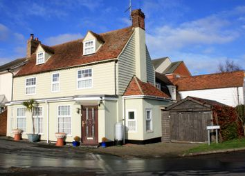 Thumbnail 5 bed semi-detached house for sale in The Green, Great Bentley, Colchester