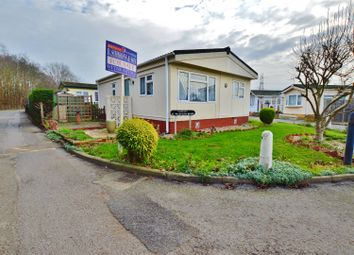 Thumbnail 2 bed mobile/park home for sale in Pickford Drive, Orchard Park, Langley
