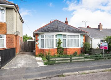 Thumbnail 3 bedroom detached bungalow for sale in Burcombe Road, Bournemouth