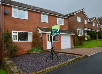 Thumbnail 4 bed detached house for sale in Aysgarth Drive, Accrington