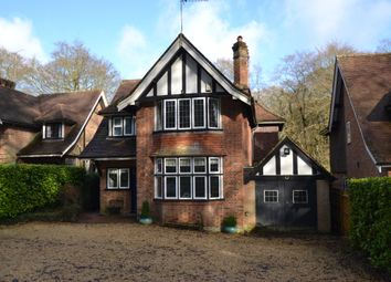 Thumbnail 4 bed detached house for sale in Manor Drive, Chesham Bois, Amersham