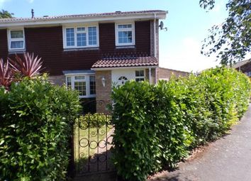 Thumbnail 3 bed end terrace house for sale in Wilverley Place, Blackfield, Southampton