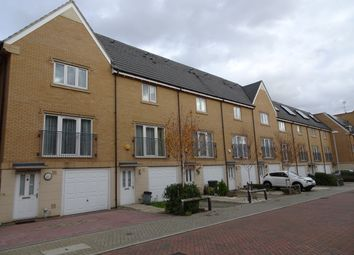 Thumbnail 5 bedroom town house for sale in Varcoe Gardens, Hayes