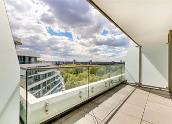 Thumbnail 1 bed flat for sale in Cascade Court, Chelsea Vista, 1 Sopwith Way, London