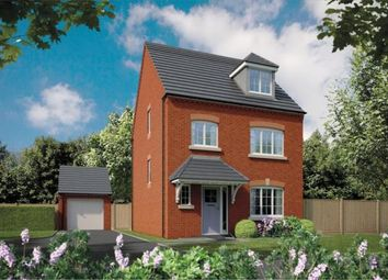 Thumbnail 4 bed detached house for sale in Ashtree Gardens, Burton Road, Ashby De La Zouch, Leicestershire