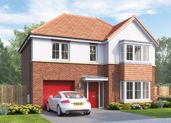 "Thumbnail 4 bed detached house for sale in ""The Norbury"" at Northgate Lodge, Skinner Lane, Pontefract"