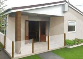 Thumbnail 1 bedroom lodge for sale in Broadlands, Marsh Road, Lowestoft, Suffolk