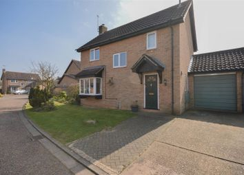 Thumbnail 3 bed property for sale in Wyndham Park, Orton Wistow, Peterborough
