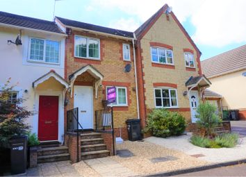 Thumbnail 2 bed terraced house for sale in Shelley Close, Yeovil
