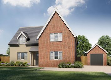 Thumbnail 4 bed detached house for sale in Turnpike Close, Ardleigh, Colchester, Essex