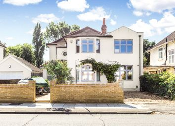 Thumbnail 4 bed detached house to rent in Nelson Road, New Malden