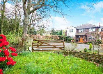 Thumbnail 5 bedroom detached house for sale in Brookledge Lane, Adlington, Macclesfield, Cheshire