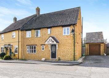 Thumbnail 4 bedroom end terrace house for sale in Abbots Meade, Preston Road, Yeovil, Somerset