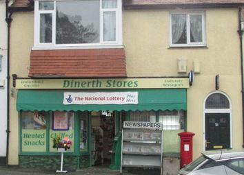 Thumbnail Retail premises for sale in 49 Llandudno Road, Colwyn Bay