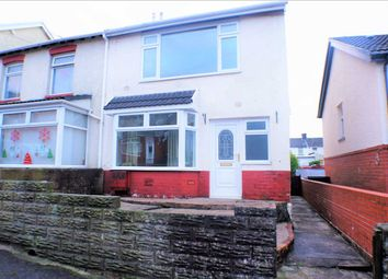 Thumbnail 3 bed semi-detached house for sale in Elm Street, Gilfach Goch, Porth
