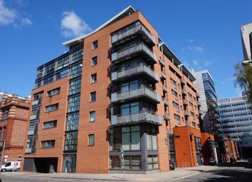 Thumbnail 1 bed flat to rent in Lower Byrom Street, Manchester