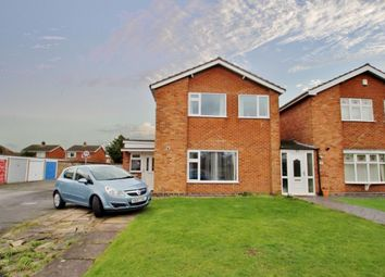 Thumbnail 3 bed link-detached house for sale in Farriers Way, East Goscote, Leicestershire