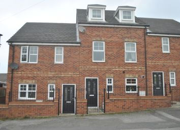 Thumbnail 3 bed town house for sale in St Lukes Close, Grimethorpe, Barnsley