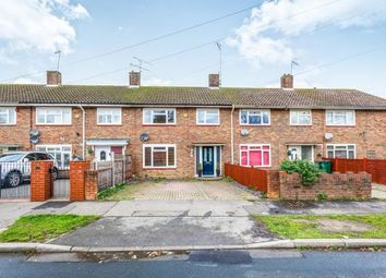 Thumbnail 3 bed terraced house for sale in Leveret Lane, Langley Green, Crawley, West Sussex