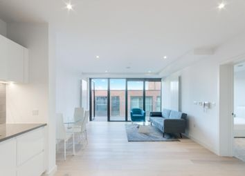 Thumbnail 1 bed flat for sale in Echo Court, Royal Wharf, London