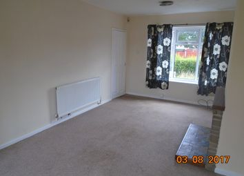 Thumbnail 2 bed semi-detached house to rent in Dryden Road, Balby, Doncaster