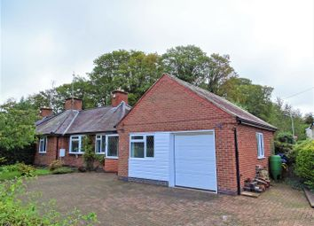 4 bed semi-detached bungalow for sale in Station Road, Glenfield, Leicester LE3